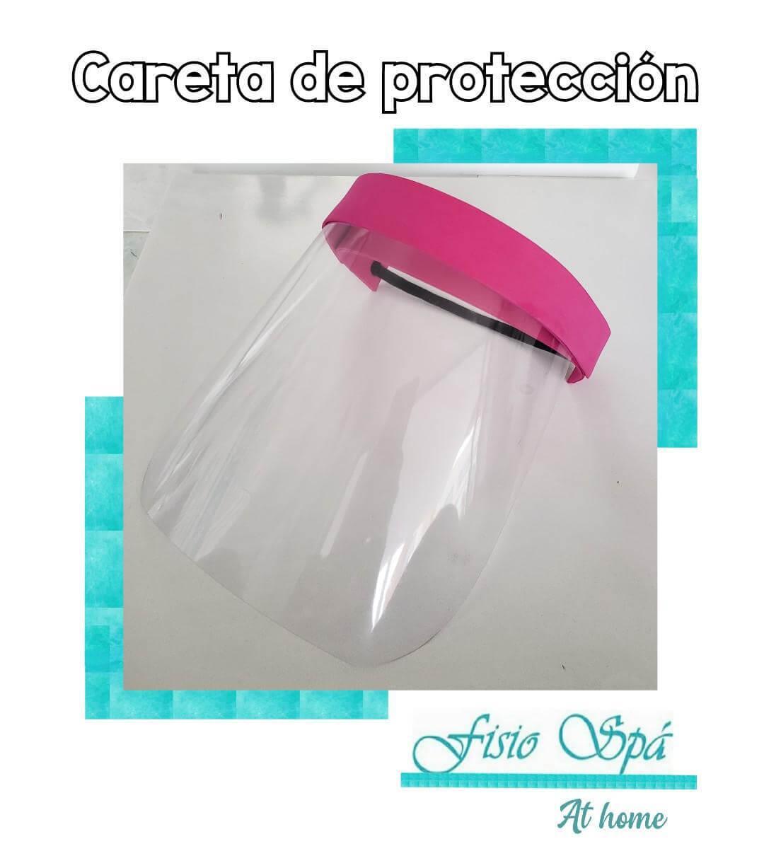 Caretas de protección